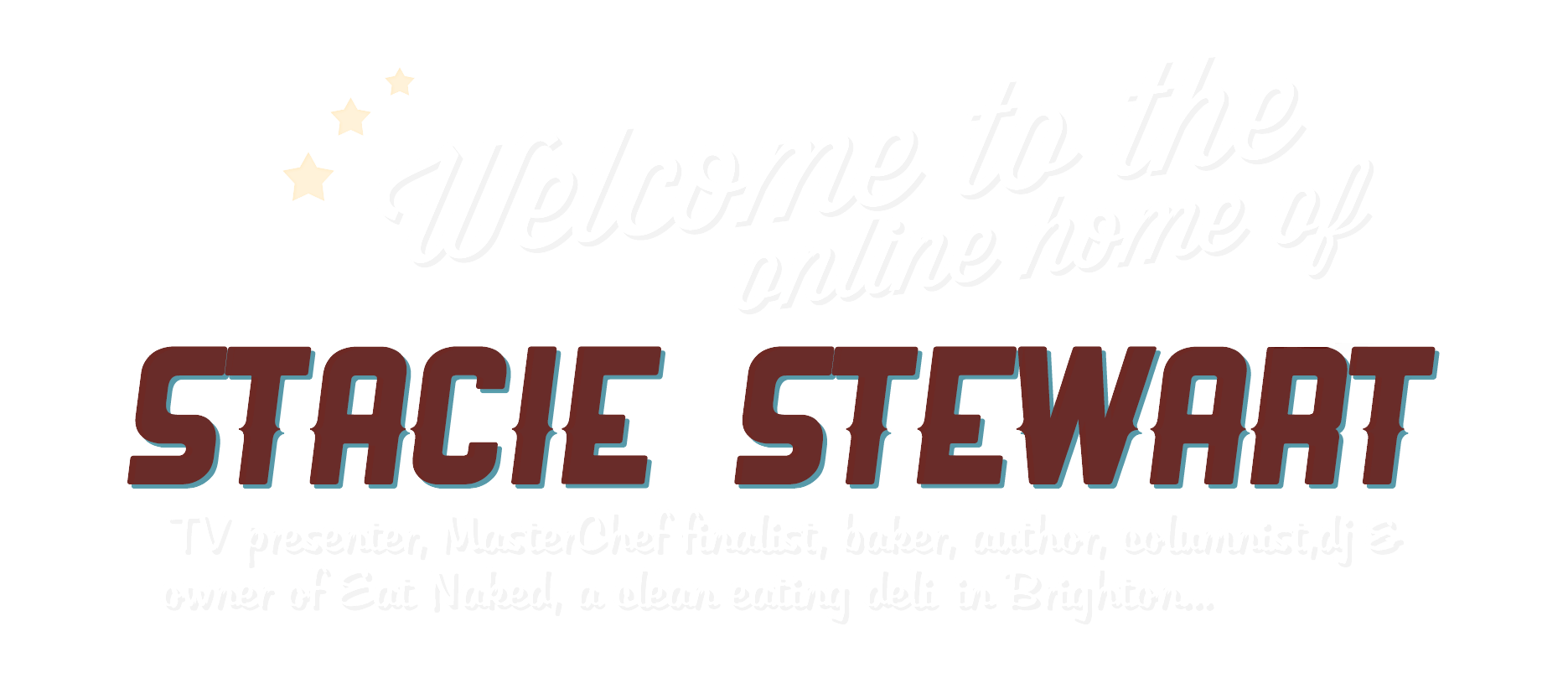 Welcome to staciestewart.co.uk